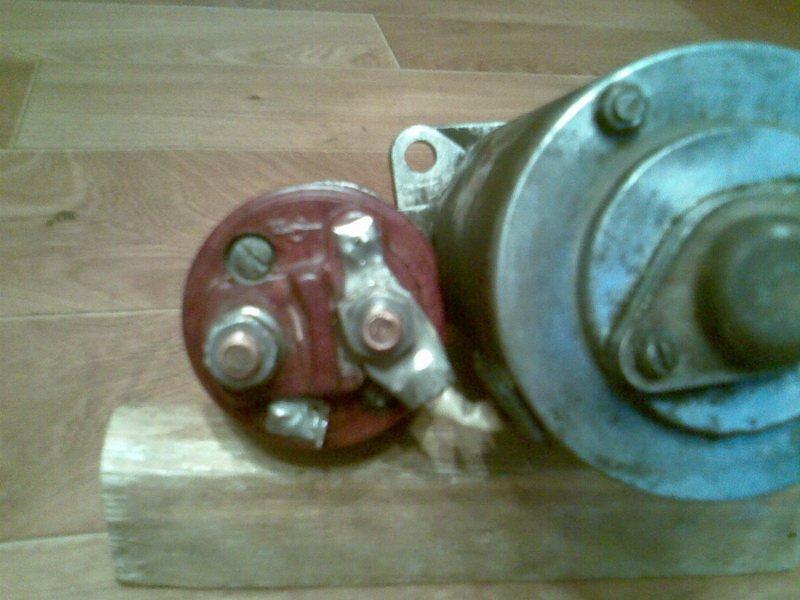 Фото №2 - белорусский стартер ВАЗ 2110 ремонт