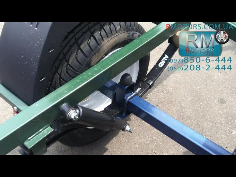 Рессоры для прицепа легкового автомобиля