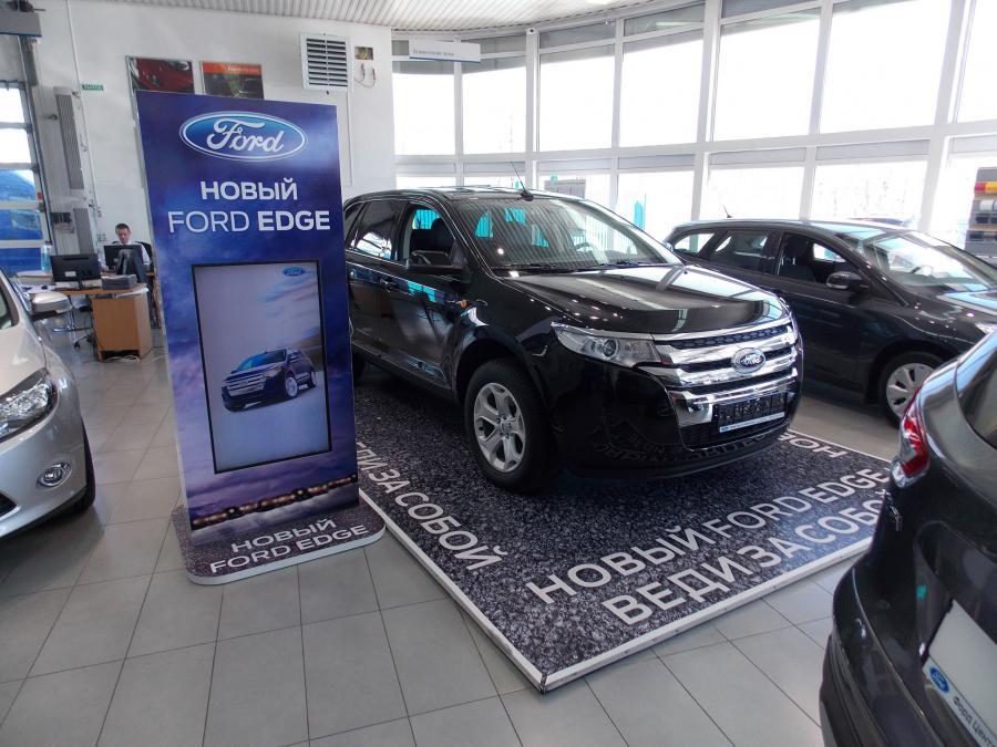 Официальный дилер Ford в Москве автосалон Форд на