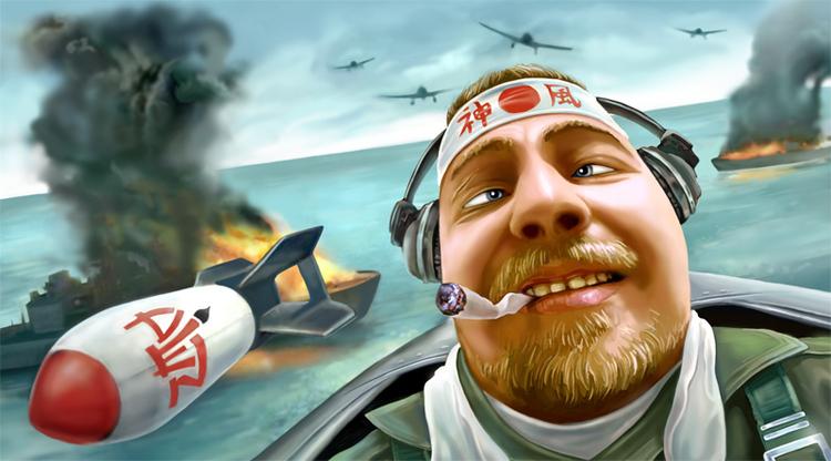 Смешные картинки о летчиках
