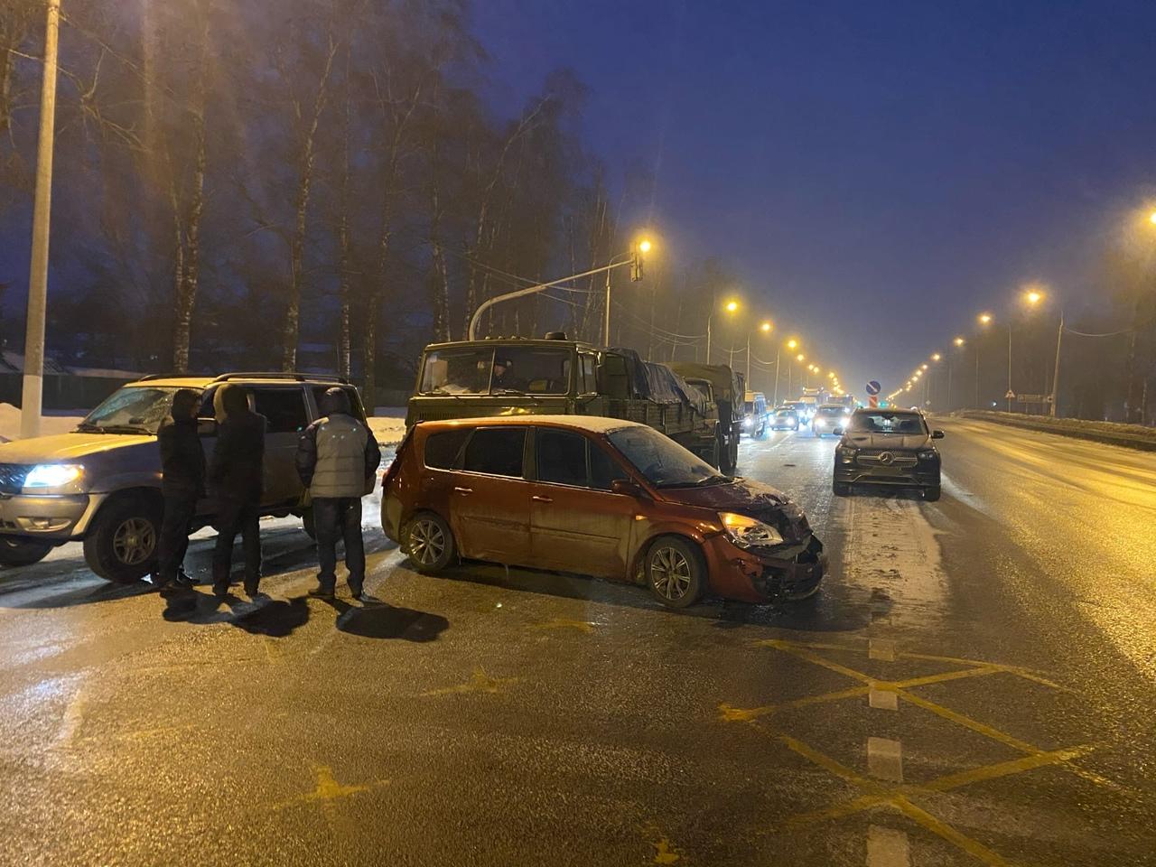 Фото от аварийных комиссаров