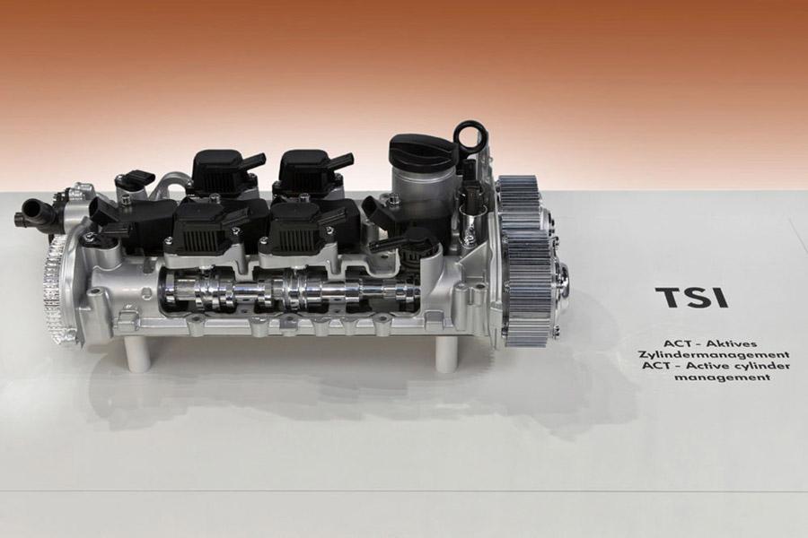 Новые Моторы 1.4 Tsi Ea211