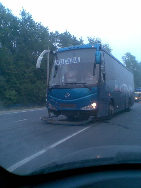 Кто-нибудь в курсе подробностей ДТП между Чебоксарами и Кугесями.  6 августа часов 18:00-19:00 там проезжал.